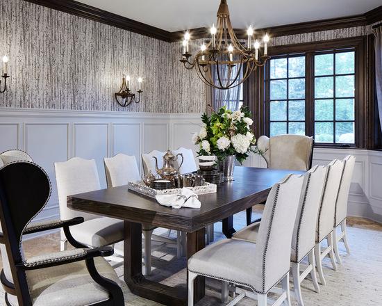 九章别墅 别墅 餐厅图片来自别墅设计师杨洋在古典蕴育的设计美感-美式风格的分享