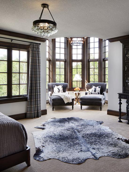 九章别墅 别墅 卧室图片来自别墅设计师杨洋在古典蕴育的设计美感-美式风格的分享
