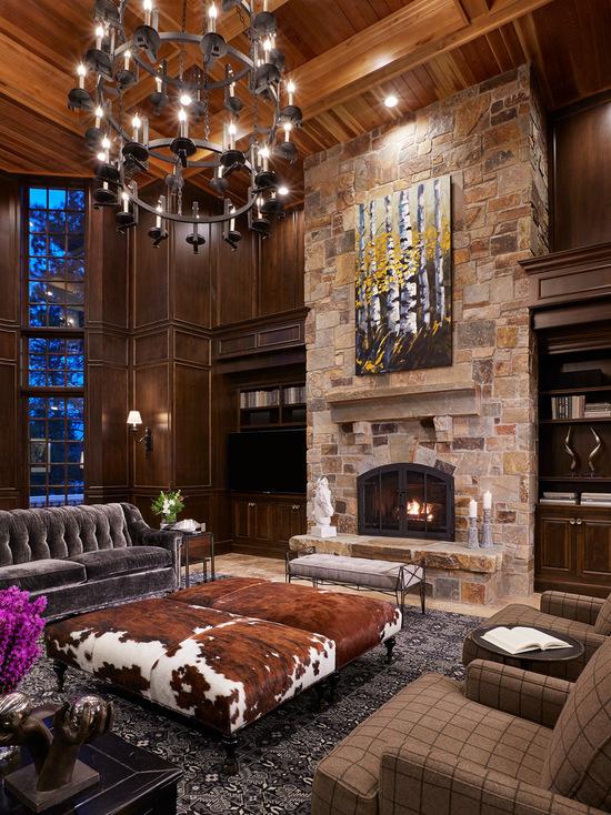 九章别墅 别墅 客厅图片来自别墅设计师杨洋在古典蕴育的设计美感-美式风格的分享