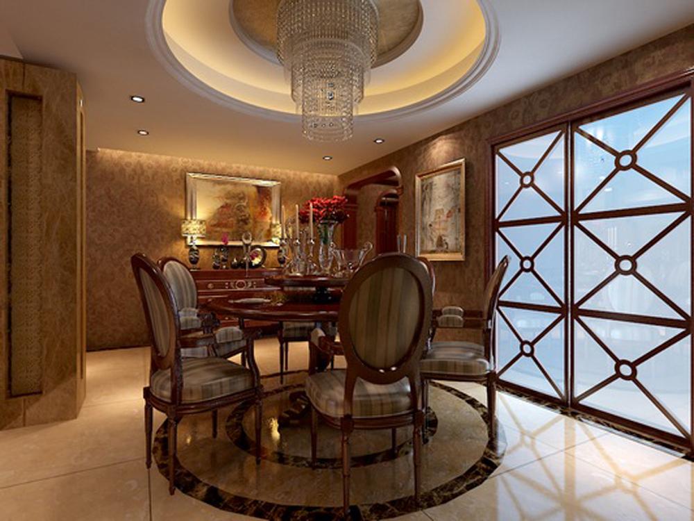 餐厅图片来自tjsczs88在别墅的内在奢华的分享
