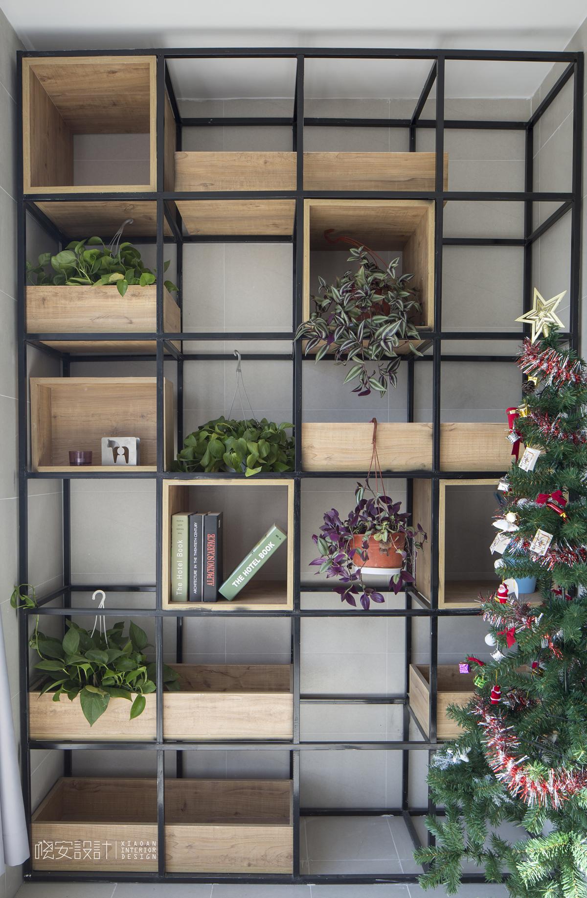 二居 白领 收纳 小资 阳台图片来自周晓安在晓安设计 | 灰度空间 | 北欧的分享
