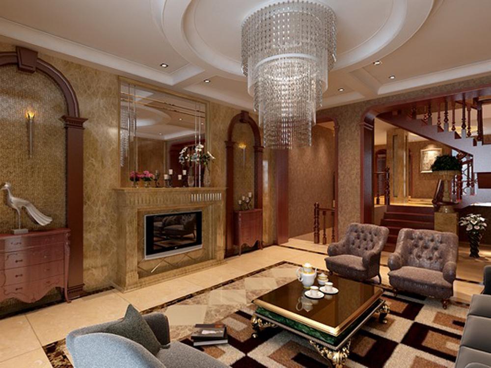 客厅图片来自tjsczs88在别墅的内在奢华的分享