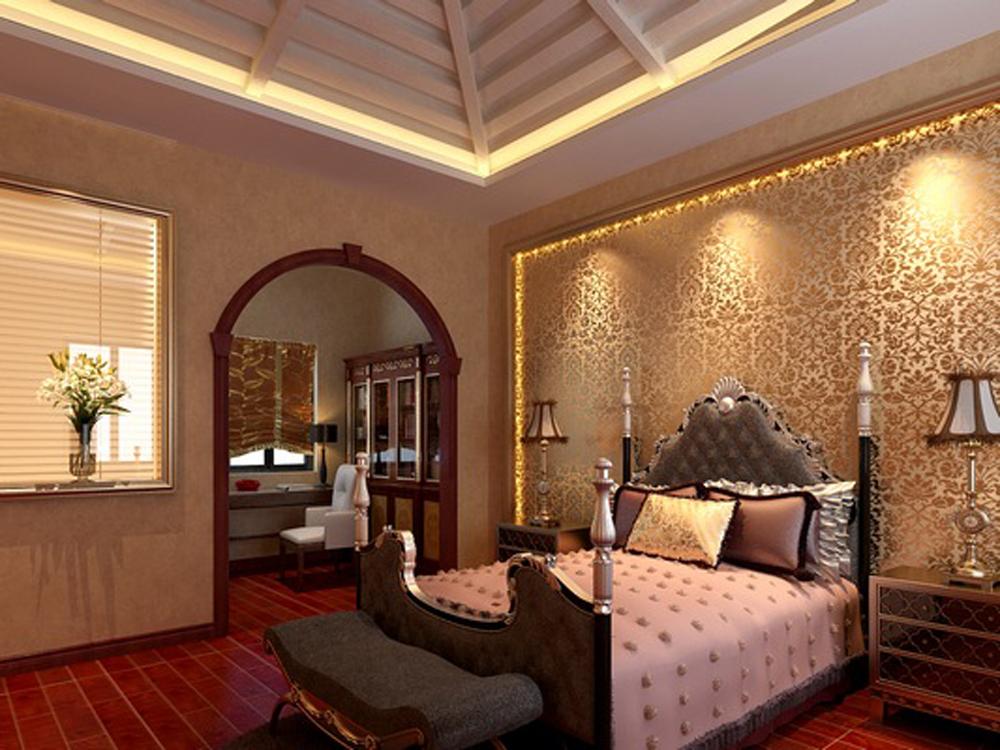 卧室图片来自tjsczs88在别墅的内在奢华的分享