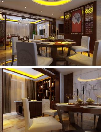 别墅 旧房改造 新中式 简约 欧式 田园 混搭图片来自北京生活家装饰公司在安居上上城的分享