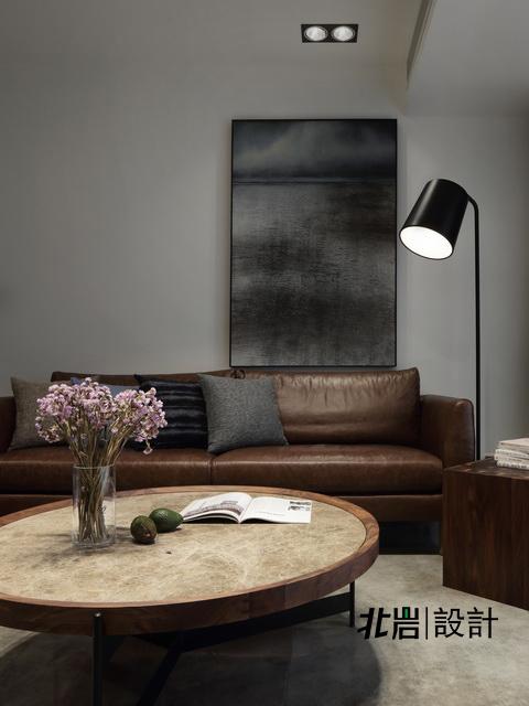 简约 收纳 隐形 不规则 客厅图片来自北岩DESIGN在【十二时慢】--北岩设计实景作品的分享