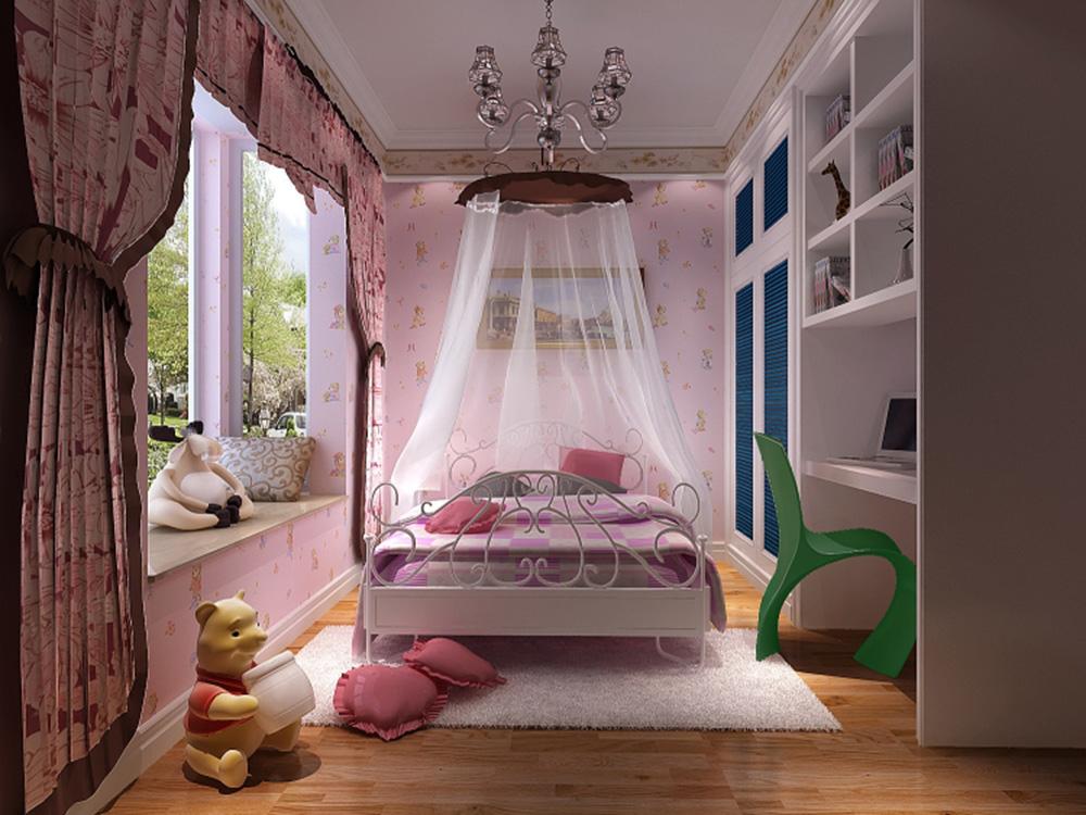 三居 欧式 卧室图片来自tjsczs88在高贵典雅简欧式的分享