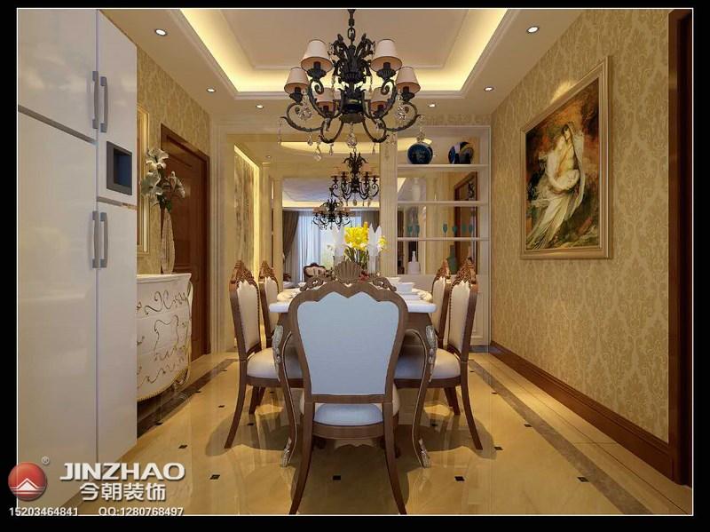 三居 餐厅图片来自152xxxx4841在【泛华森林公园】150欧式的分享