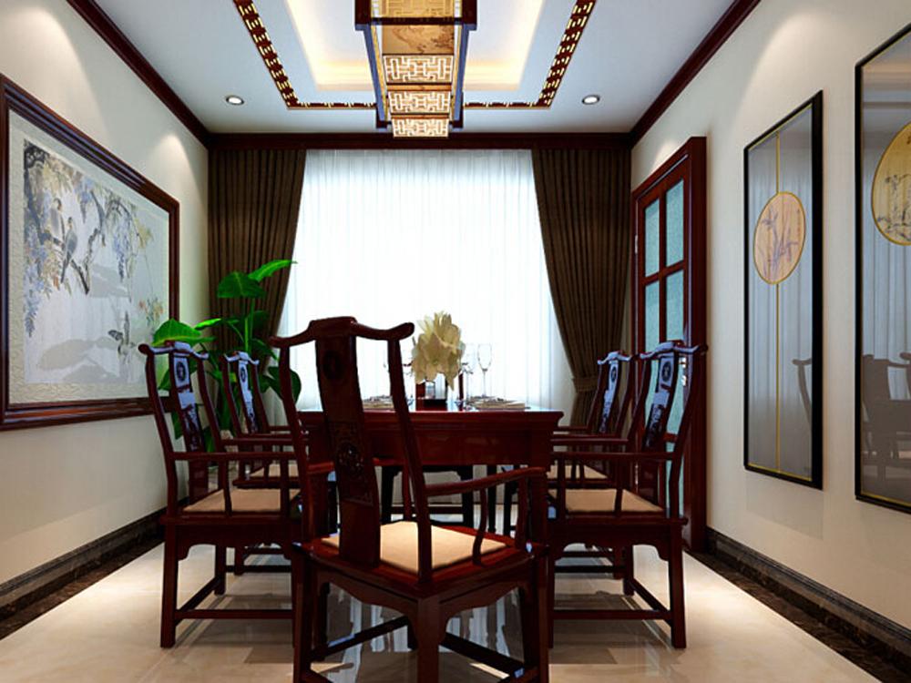 白领 收纳 四居 中式 餐厅图片来自tjsczs88在天伦之乐的分享