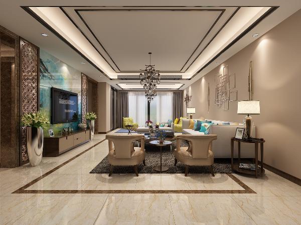 把视觉陈列和空间的元素混搭。打造一个别样的居家环境,让主人能充分感受到设计师的态度和美学都充满了张力,每一个细节都在诠释贵族的格调与品位。