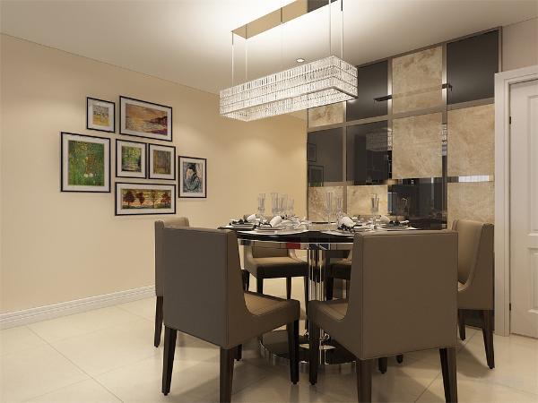 餐厅使用暖黄色调,会在就餐时增加食欲。