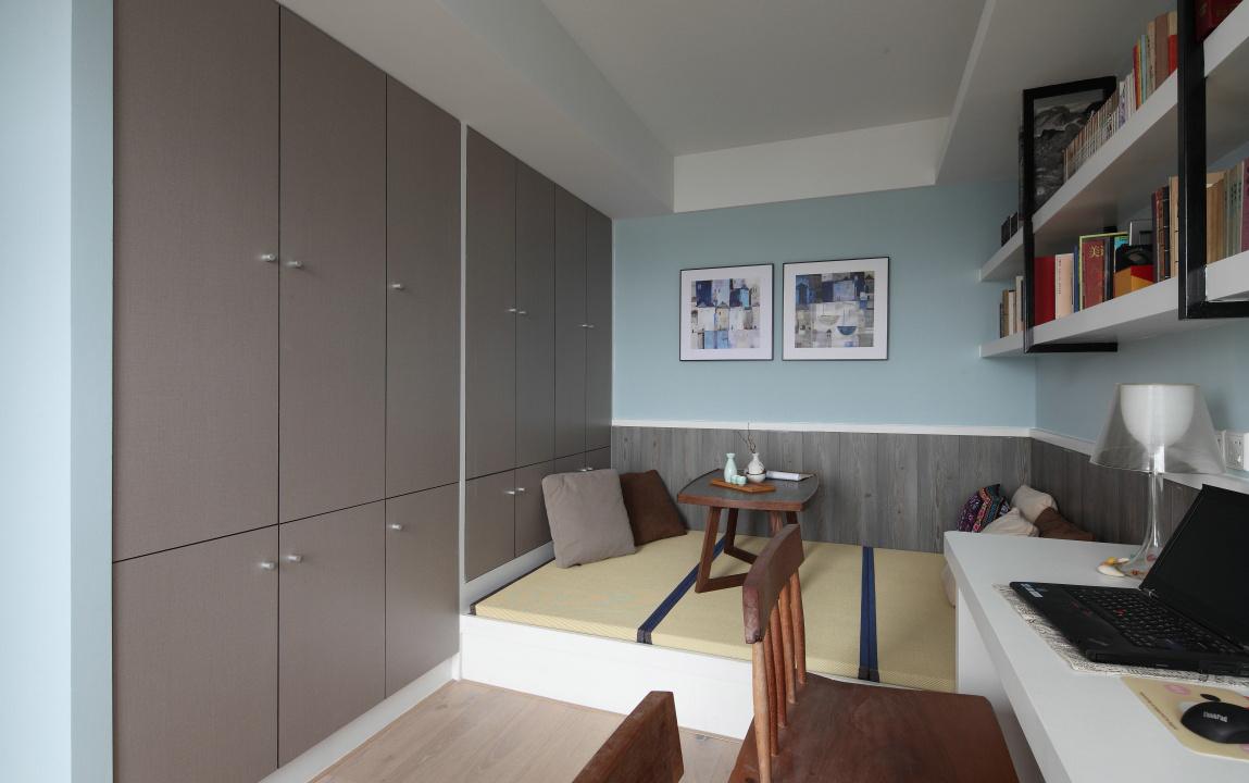 卧室图片来自翼森设计在北欧的分享