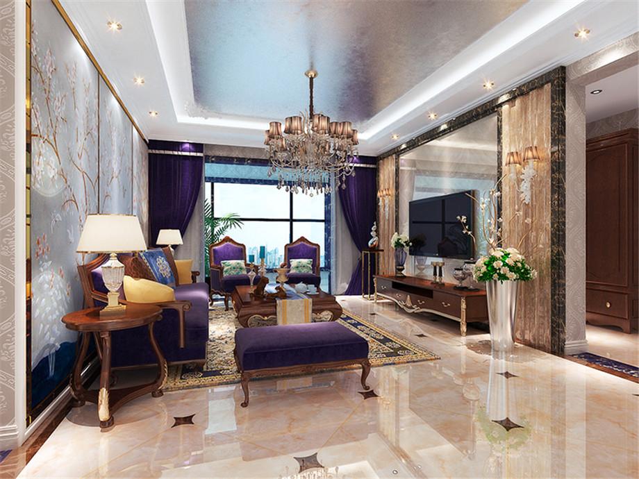 新古典 三居 白领 收纳 小资 客厅图片来自tjsczs88在古典人生的分享