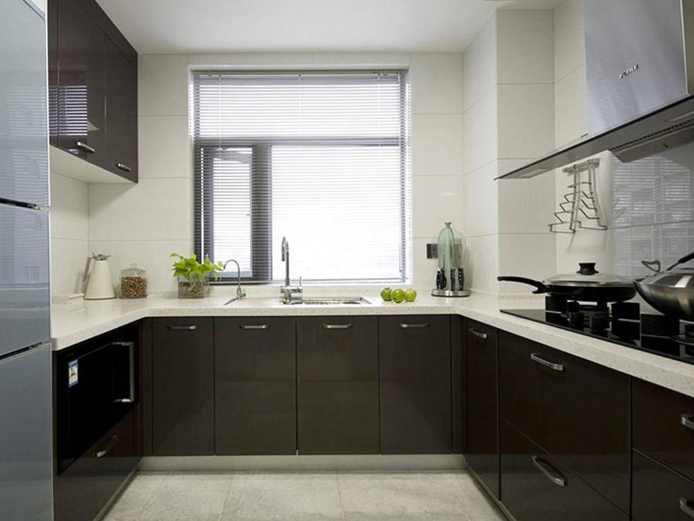 简约 二居 厨房图片来自tjsczs88在温婉简约的分享