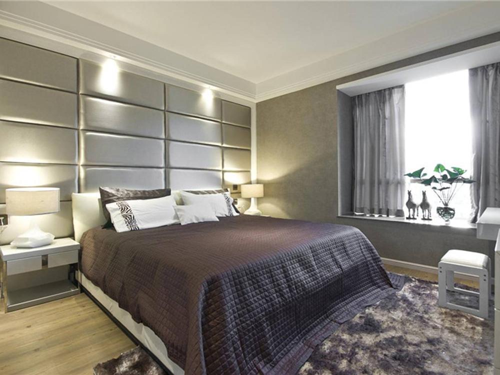 简约 二居 卧室图片来自tjsczs88在温婉简约的分享