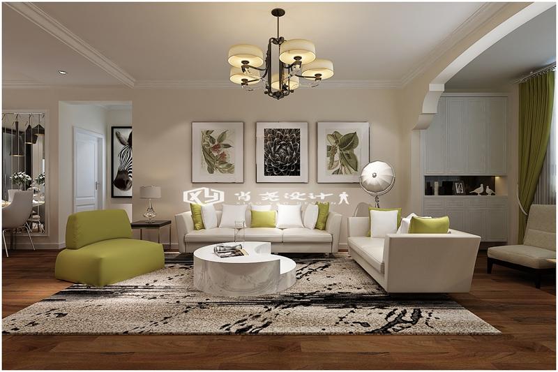 二手房 三居室 普吉新区图片来自快乐彩在二手房普吉新区132平三居室装修的分享