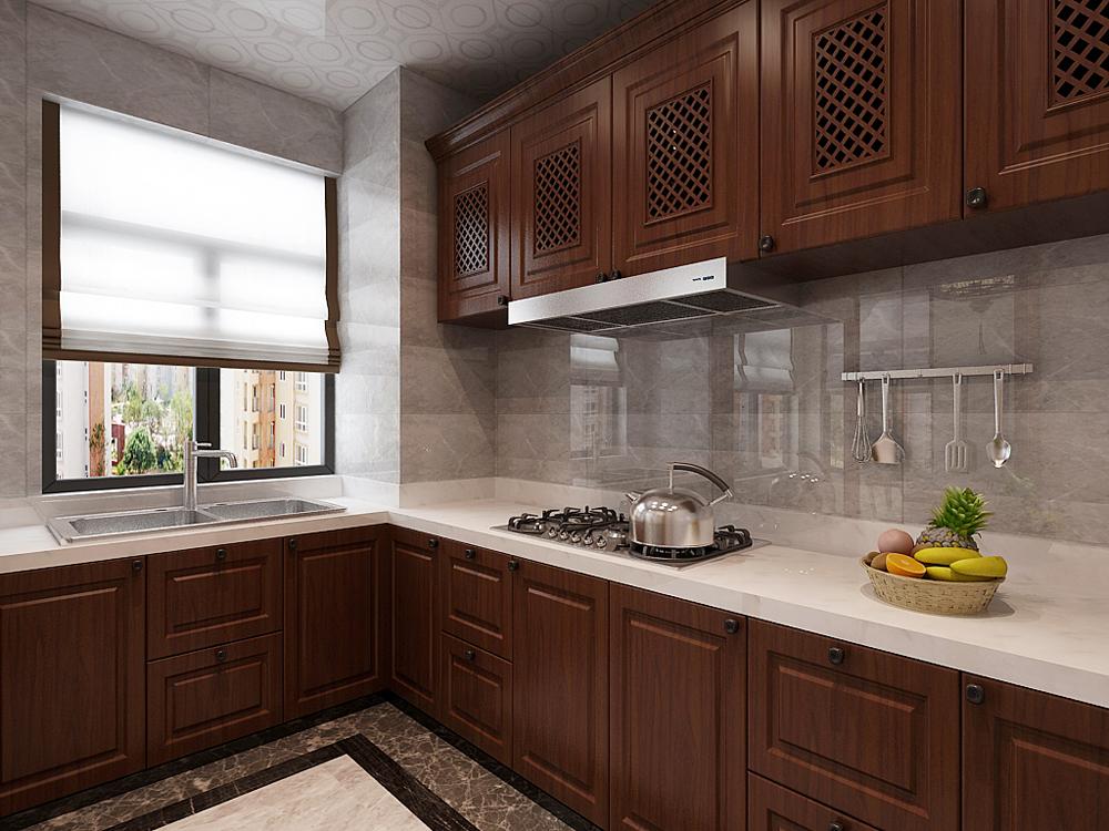 三居 白领 收纳 中式 小资 80后 厨房图片来自tjsczs88在静伴生的分享