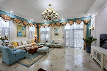 别墅装修 美式风格