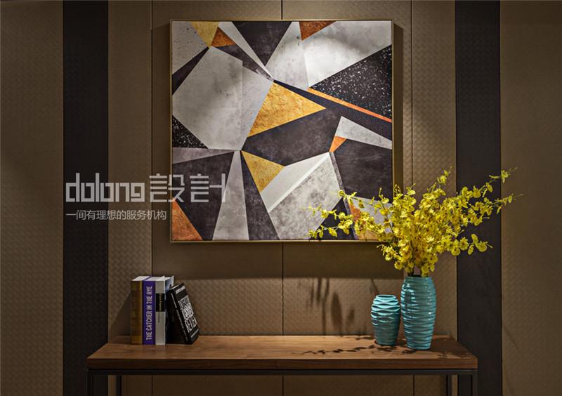 简约 三居 其他图片来自DoLong董龙设计在法兰谷装修实景《眷秋》的分享