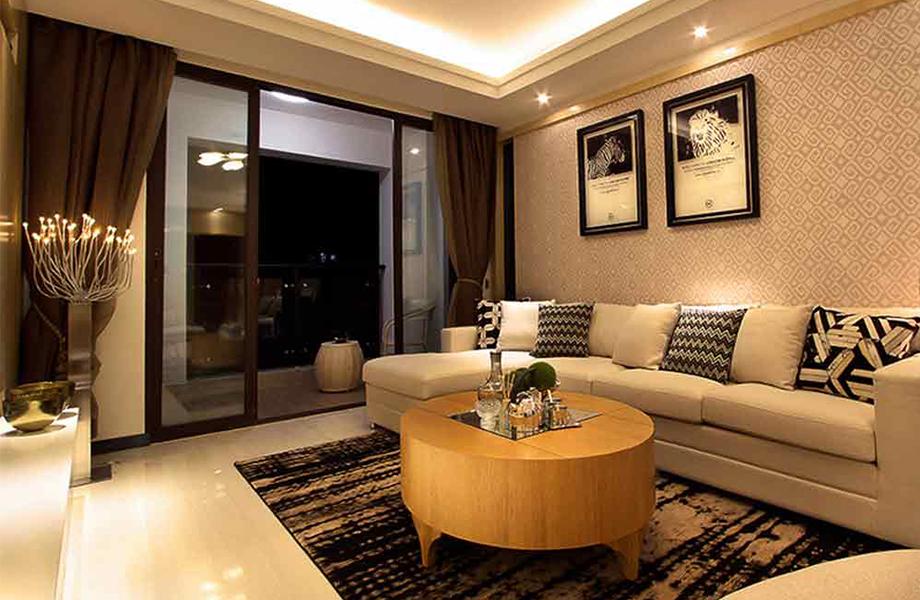 简约 二居 三居 白领 收纳 旧房改造 80后 小资 客厅图片来自北京今朝装饰-慧琳在百子湾家园98平米现代简约的分享