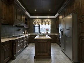 别墅 白领 收纳 小资 中式 厨房图片来自tjsczs88在林内别有洞天的分享