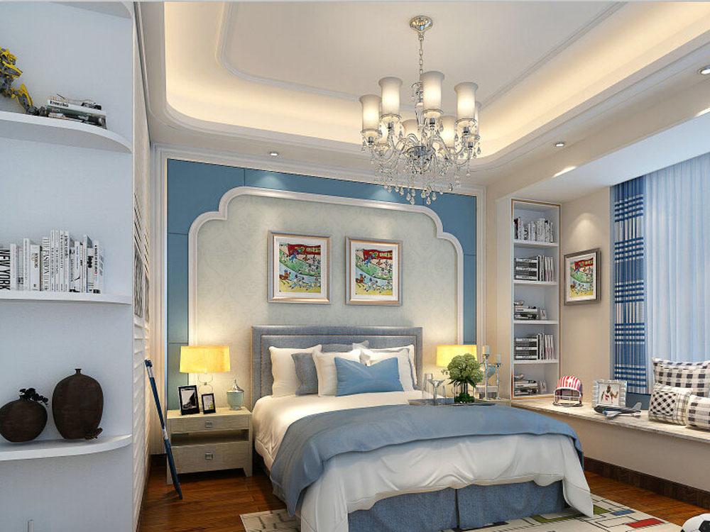 小资 80后 收纳 四居 中式 卧室图片来自tjsczs88在爱与诚的分享