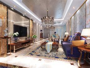 新古典 三居 收纳 旧房改造 80后 客厅图片来自tjsczs88在古典与时尚的分享