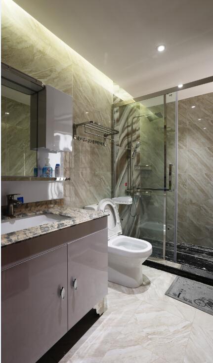时尚 中式 品味 奢华 多居室 卫生间图片来自沐  熙在诗意东方的分享