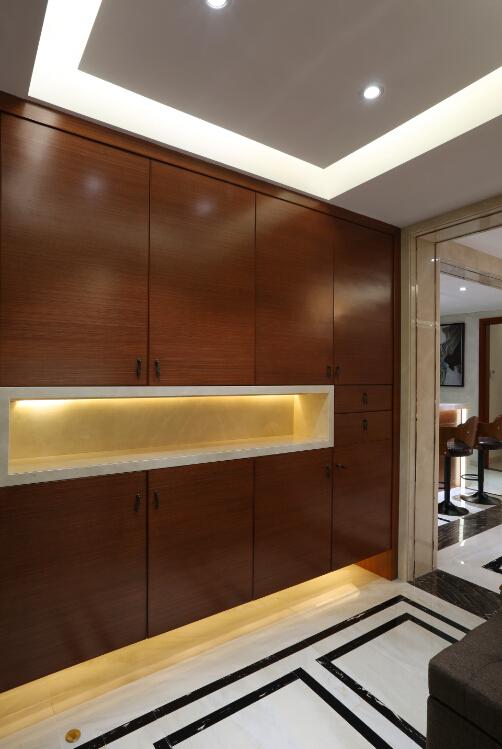 时尚 中式 品味 奢华 多居室 玄关图片来自沐  熙在诗意东方的分享