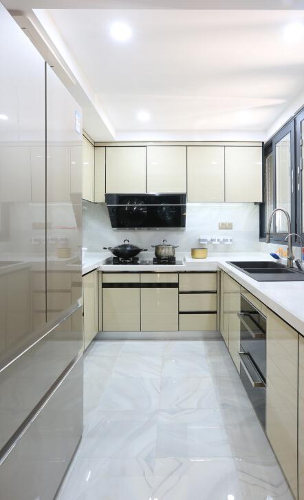 时尚 中式 品味 奢华 多居室 厨房图片来自沐  熙在诗意东方的分享