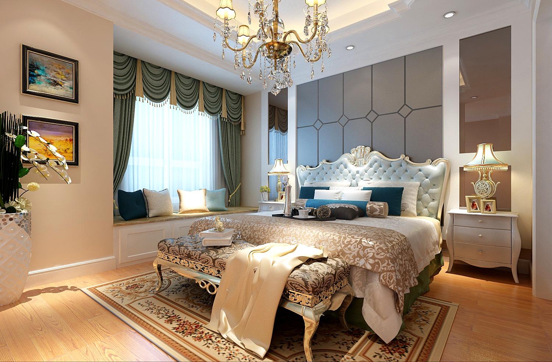 卧室图片来自业之峰装饰旗舰店在弗洛伦萨的分享