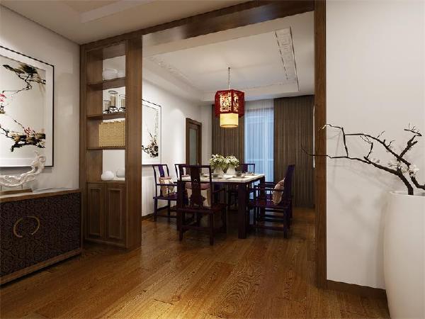 在室内设计中,一贯追求照搬古代设计往往效果不尽如人意,更要注重加入现代元素。现代技术中有很多新型材料,就可以善加利用进去。