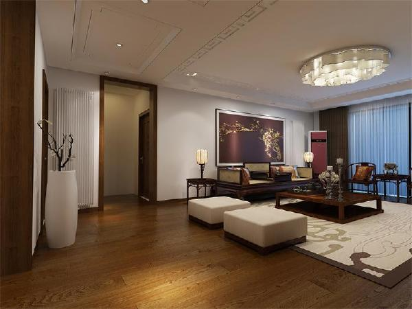 另外在设计中也可以把主人的个人喜好、品味等也加入进去。既满足现代人居住的要求,迎合中式家具的设计风格。