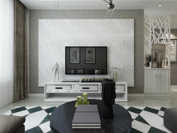 本案例采用黑白灰呈现出完美空间,恰到好处,没有过多的装饰,但却显得极致干净,显示出客户很好的品味。