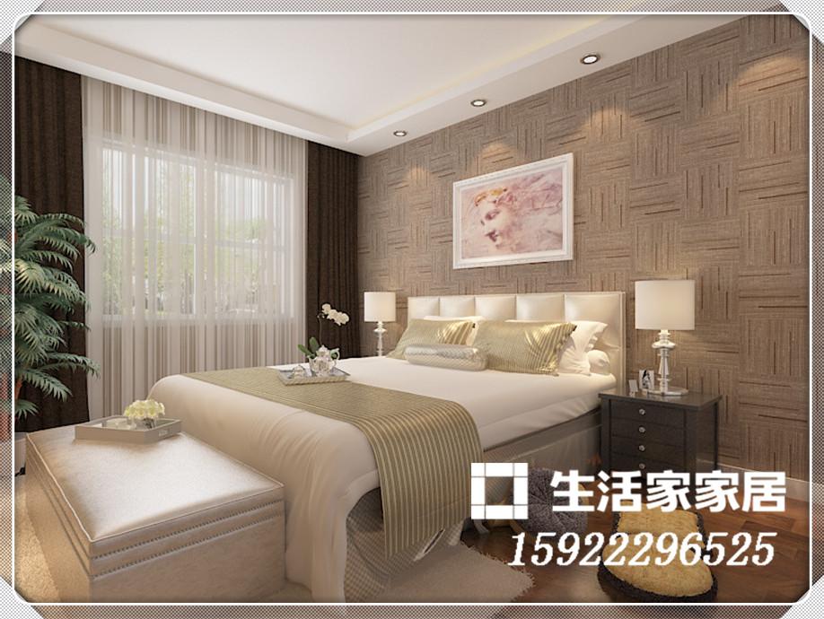 简约 生活家家居 三居 白领 收纳 卧室图片来自天津生活家健康整体家装在富民河畔-现代简约风格的分享