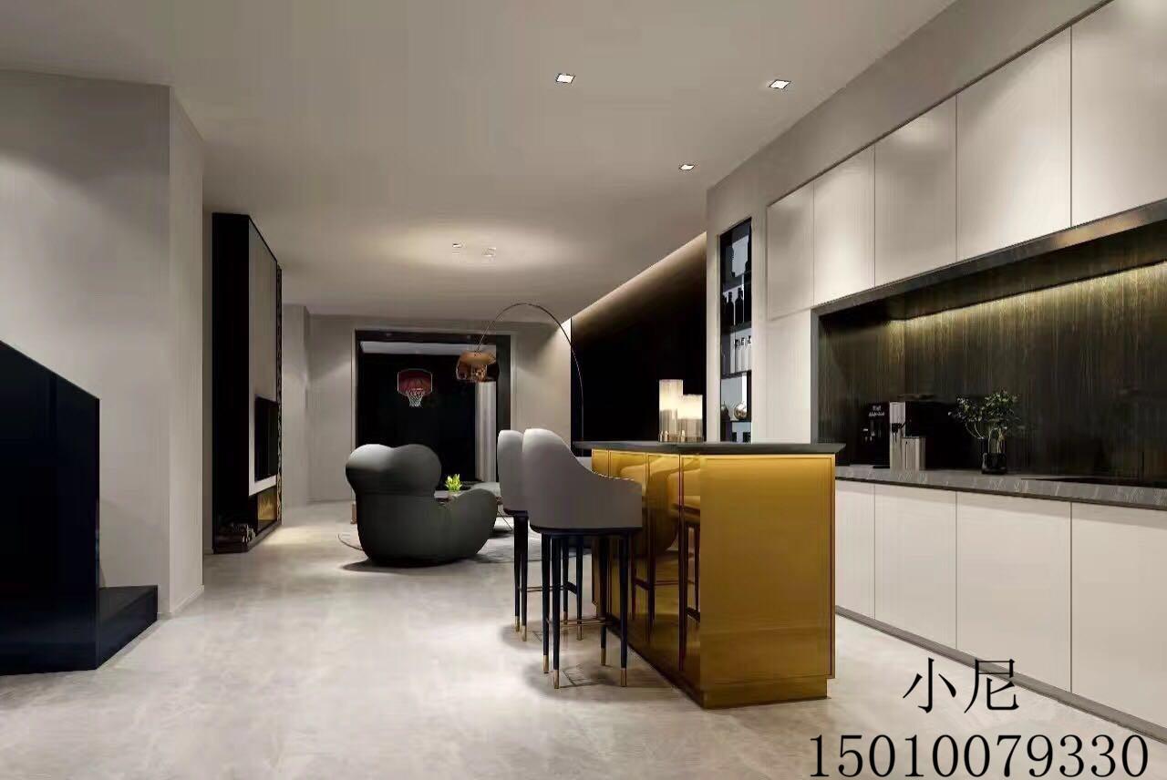 别墅装修 晴翠园设计 老房改造 小资 简约 餐厅图片来自北京居然元洲装饰小尼在别墅装修黑白色调高端大气的分享