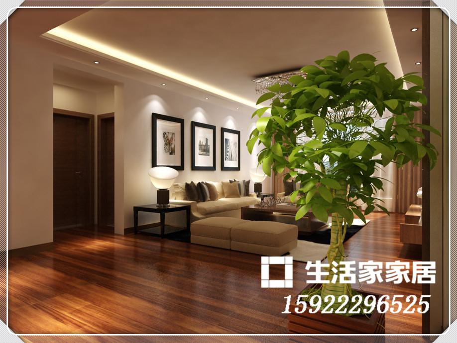 简约 生活家家居 三居 白领 收纳 客厅图片来自天津生活家健康整体家装在富民河畔-现代简约风格的分享