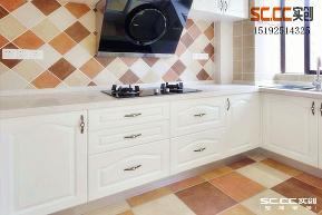 三居 新古典 实创 中海蓝庭 白领 厨房图片来自快乐彩在中海蓝庭99平B2三居室美式的分享