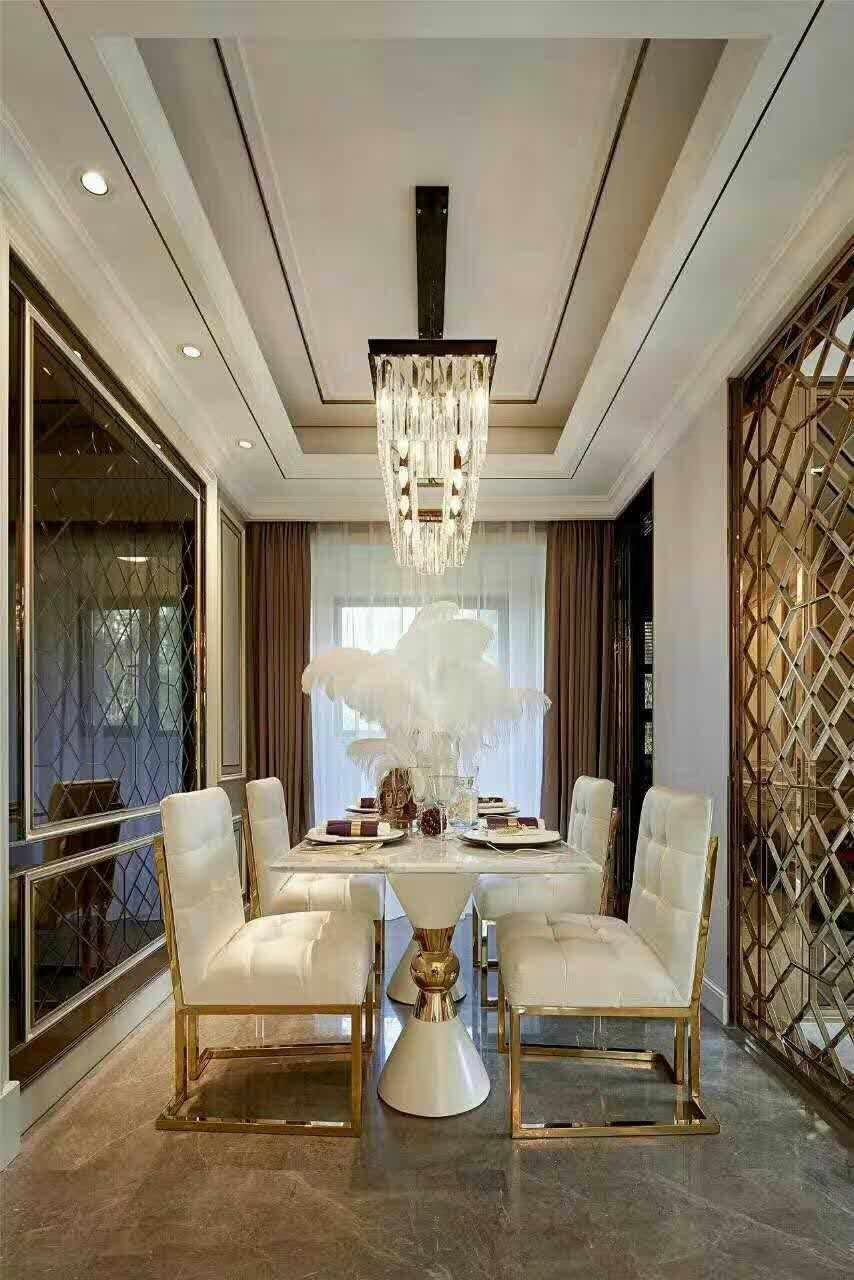 餐厅图片来自西安龙发装饰黄蓉在港式实景案例分享的分享