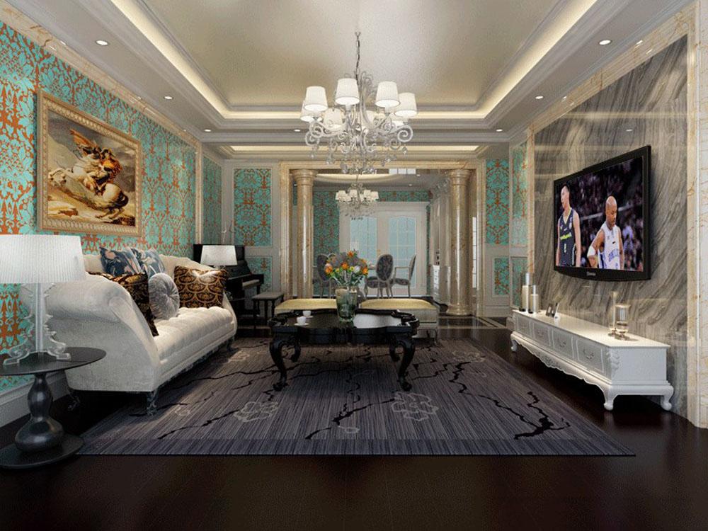 三居 欧式 收纳 旧房改造 白领 客厅图片来自tjsczs88在归去来兮的分享