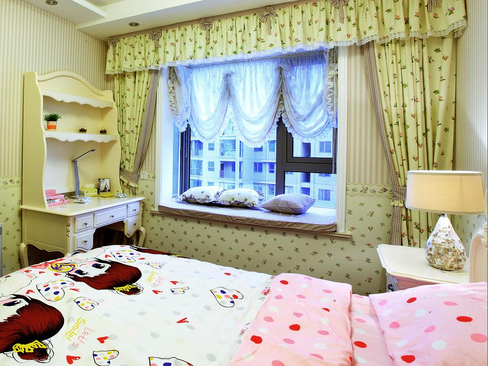 混搭 二居 卧室图片来自tjsczs88在归属的分享