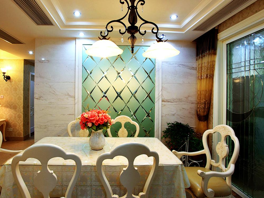 混搭 二居 餐厅图片来自tjsczs88在归属的分享