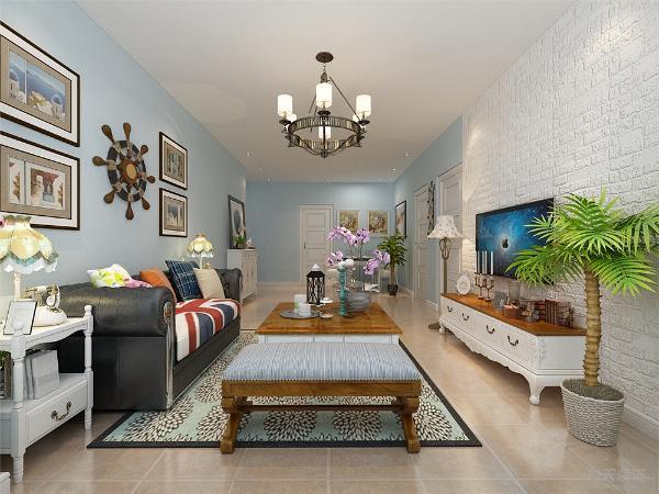 客餐厅作为待客区域和就餐区域,要明快光鲜,用浅色地板,在配上地毯,使整体上有一种宽敞的气息。墙面顶面采用上下两种颜色,这样使视觉上具有层次感,色彩也更加丰富。