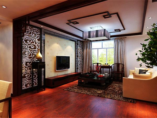 中式风格装修的特点是端庄,优雅,富有内涵,其先调和色彩都是比较鲜明的。