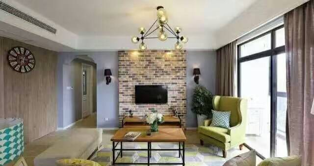 简约 客厅 卧室 厨房 餐厅 白领 80后 小资图片来自莫大装饰在美式风格的分享