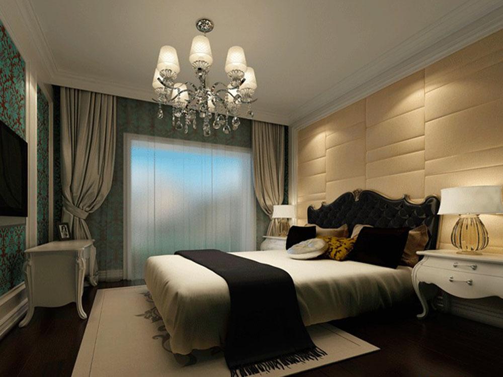三居 白领 收纳 旧房改造 80后 欧式 卧室图片来自tjsczs88在欧式生活的分享