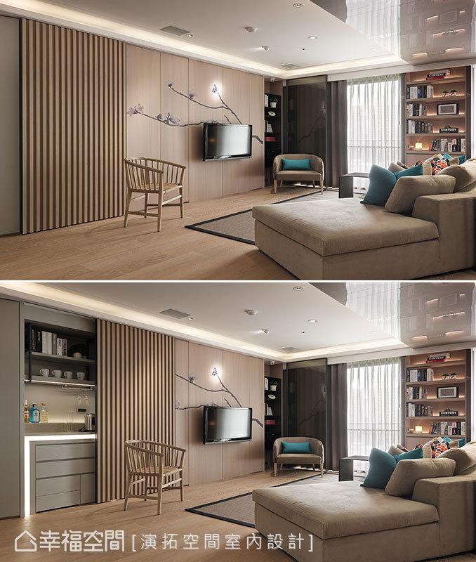 现代 简约 白领 收纳 小资 客厅图片来自幸福空间在长青全龄乐活宅 一起好好变老的分享