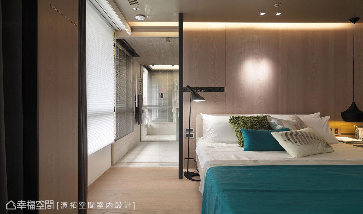 现代 简约 白领 收纳 小资 卧室图片来自幸福空间在长青全龄乐活宅 一起好好变老的分享