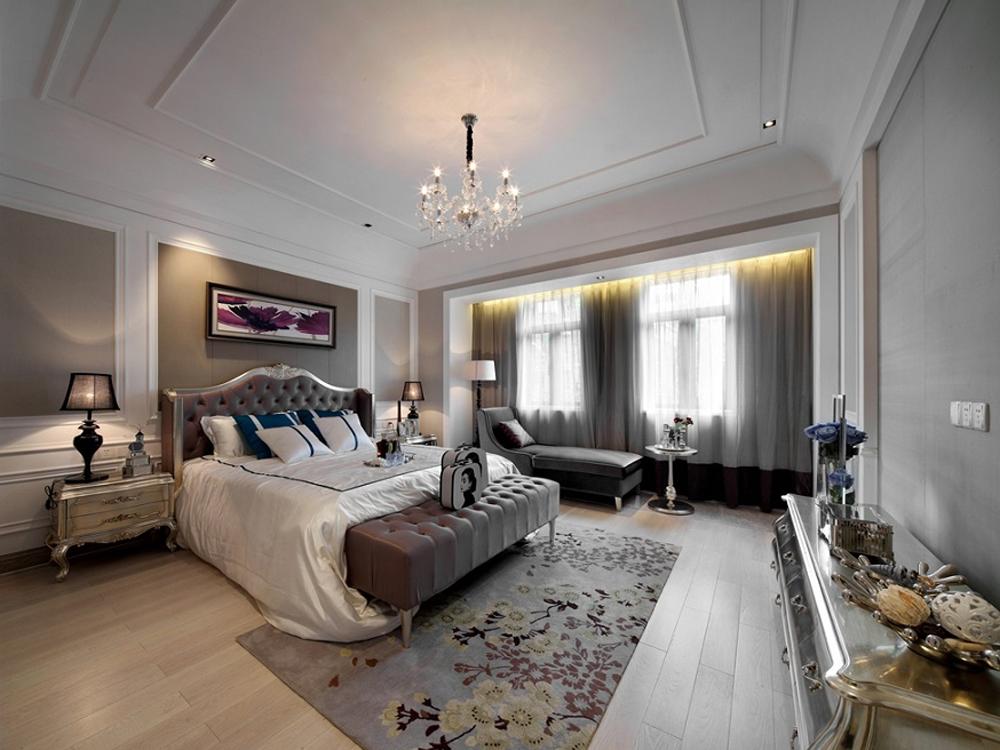 欧式 三居 卧室图片来自tjsczs88在贵气奢华的分享