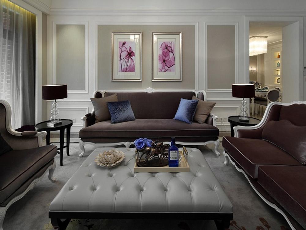 欧式 三居 客厅图片来自tjsczs88在贵气奢华的分享