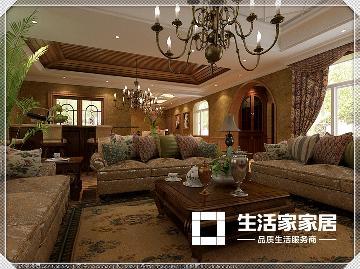 保安江南城-古典风格